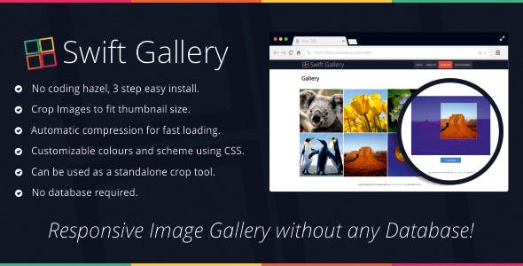 Compress Tool, PHP, and Responsive PHP Script from CodeCanyon