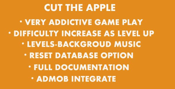 Cut The Apple by ayanslab   CodeCanyon