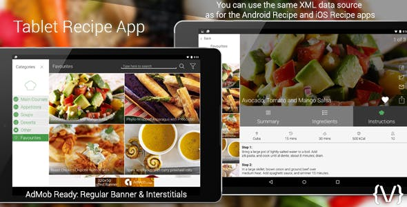 Make a food app with mobile app templates from codecanyon you found 2 landscapes food mobile app templates from 21 all from our global community of web developers forumfinder Images