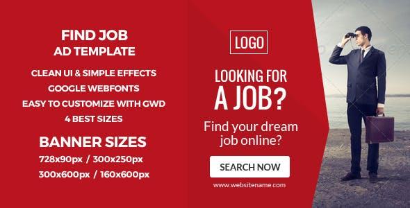 job portal html5 ad banners plugins code script