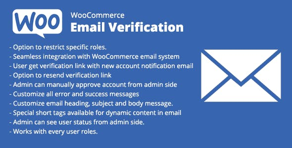 woocommerce email confirmation Free Download | Envato Nulled Script