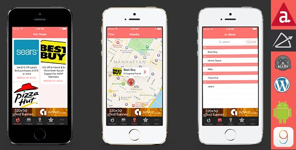 download KolYoumDeal - Mobile Coupons & Shopping App nulled