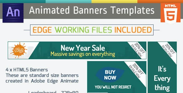 edge animate banner templates from codecanyon