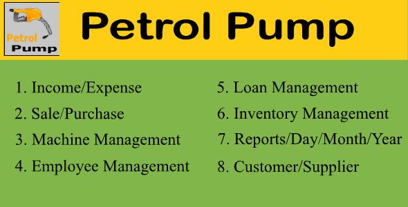 Petrol Pump asp net mvc 5 software (Open Source) by MrSonu | CodeCanyon