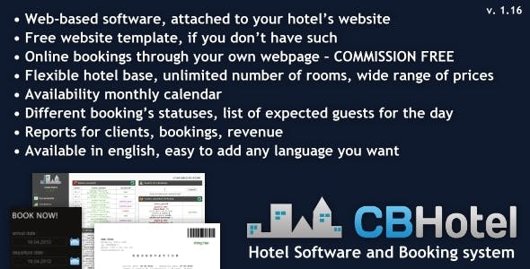 hotel reservation Free Download   Envato Nulled Script