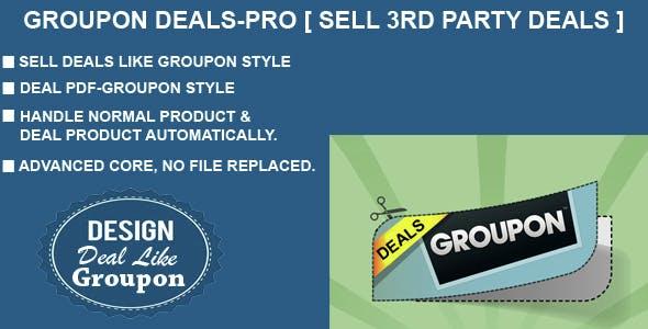groupon business model pdf
