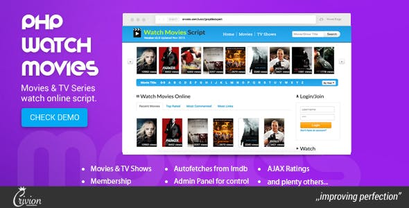 imdb Free Download | Envato Nulled Script | Themeforest and