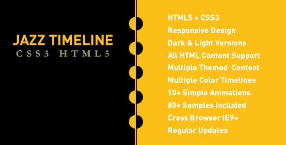 animated timeline plugins code scripts from codecanyon