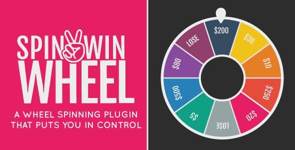 Spin2Win Wheel - Spin It 2 Win It!
