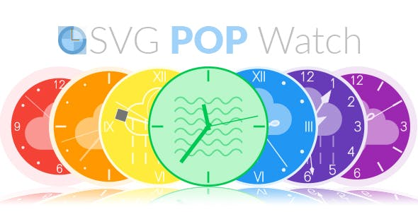 Svg animation collection