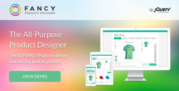 Fancy Product Designer | jQuery