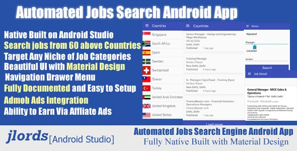 Start Your Own Job Seach Engine Affiliate Site - bitify