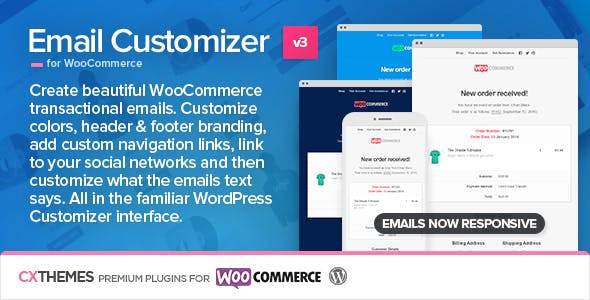 - woocommerce email control inline - Plugins