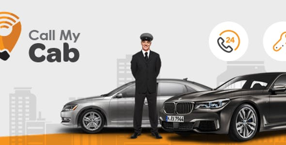 Car or Taxi Booking Software System -Call My Cab by CodeInfoTec
