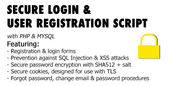 Php user login password encryption