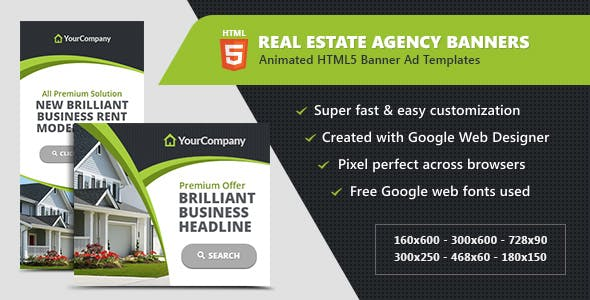 Real Estate Plugins Code Scripts From CodeCanyon - For rent advertisement template