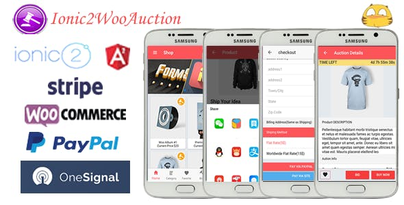 ionic framework Free Download | Envato Nulled Script | Themeforest