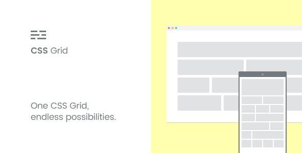 Responsive HTML5 CSS Grid