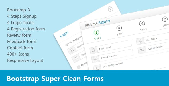 Bootstrap Login Form Plugins Code Scripts From Codecanyon
