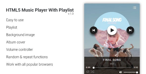 Html5 Player Download