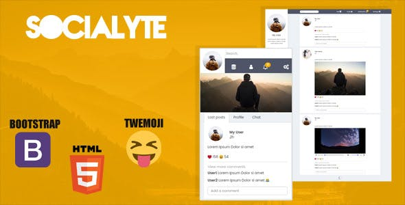 Html 5 Template | 2019 S Best Selling Html5 Templates