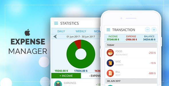 Expense Manager Free Download | Envato Nulled Script | Themeforest