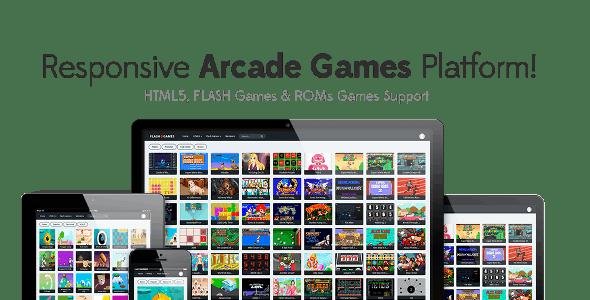 flash games script Free Download | Envato Nulled Script