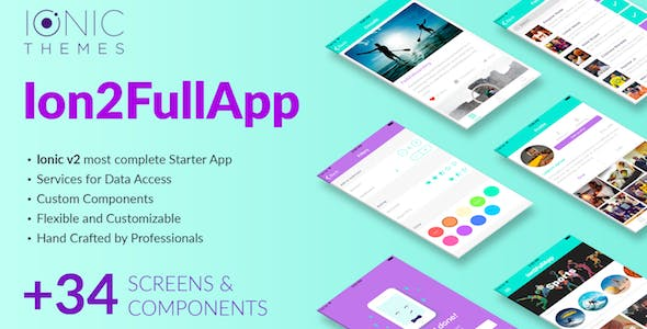 ionic 3 Free Download   Envato Nulled Script   Themeforest
