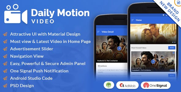 dailymotion Free Download | Envato Nulled Script
