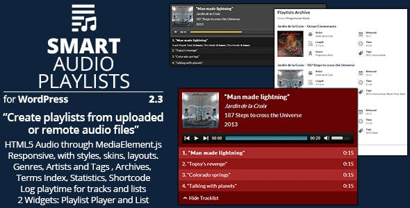 playlist Free Download | Envato Nulled Script | Themeforest and