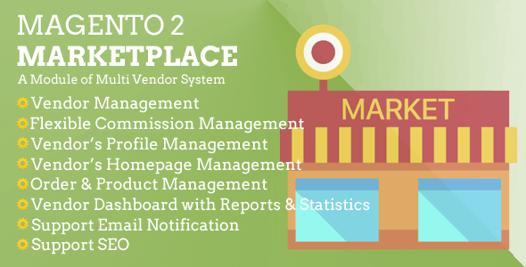 Magento 2 Marketplace by xmage2 | CodeCanyon