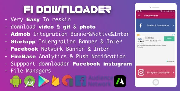 Make A Android Application App With Mobile App Templates
