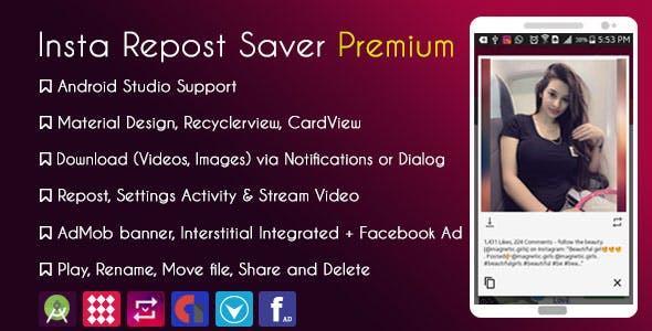 instagram video saver app