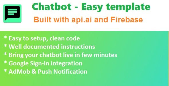 Chatbot for Android by athirukk | CodeCanyon