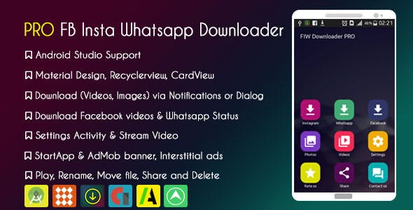 download facebook videos for whatsapp status