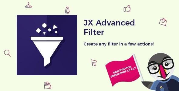 JX Advanced Filter