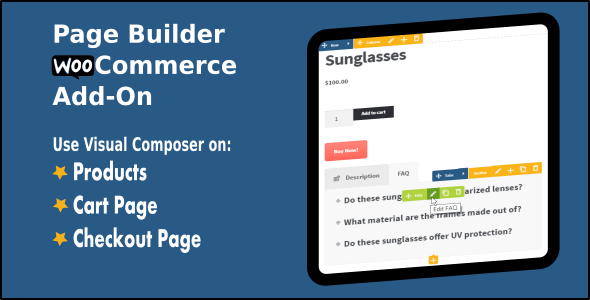 Page Builder WooCommerce Add-On by WPShowCase | CodeCanyon