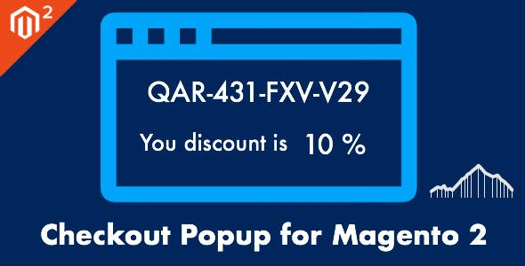 Coupon plugins code scripts from codecanyon coupon popup get coupon code with discount for the next order magento 2 fandeluxe Choice Image