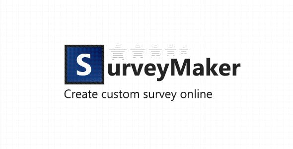 survey maker plugins code scripts from codecanyon
