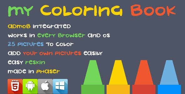 Coloring Book Plugins Code Scripts From CodeCanyon