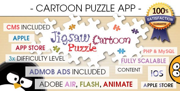 puzzle game Free Download | Envato Nulled Script