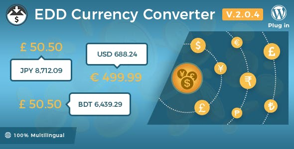 Easy Digital S Currency Converter Codecanyon Item For