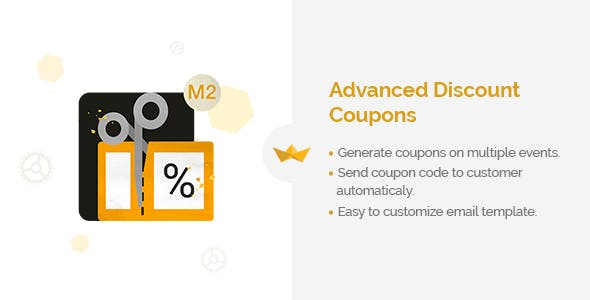 Coupon plugins code scripts from codecanyon advanced discount coupons for magento 2 fandeluxe Choice Image
