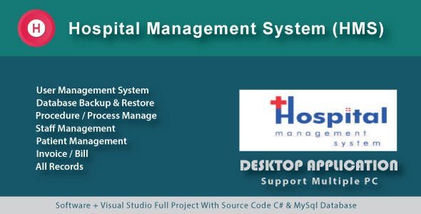 Simple Hospital Management System   Patient Manage   Procedure