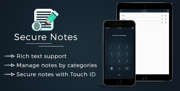 Top Five Swift Notes App / Fullservicecircus