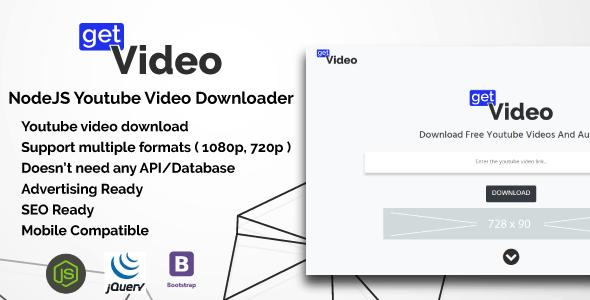 node js download youtube video