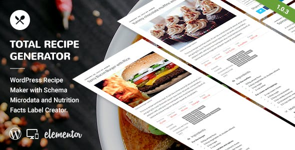 Nutrition facts calculator plugins code scripts total recipe generator wordpress recipe maker with schema and nutrition facts elementor addon forumfinder Image collections