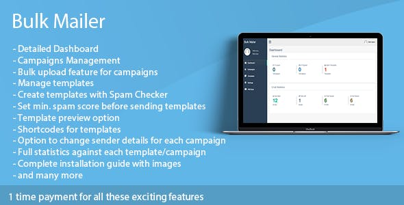 Email Marketing PHP Scripts from CodeCanyon