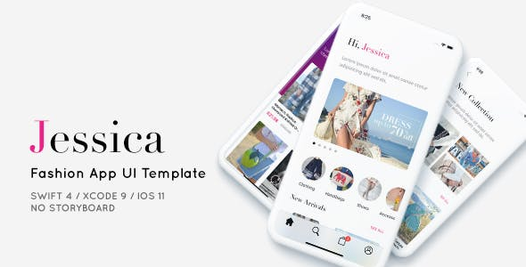 ios app templates from codecanyon