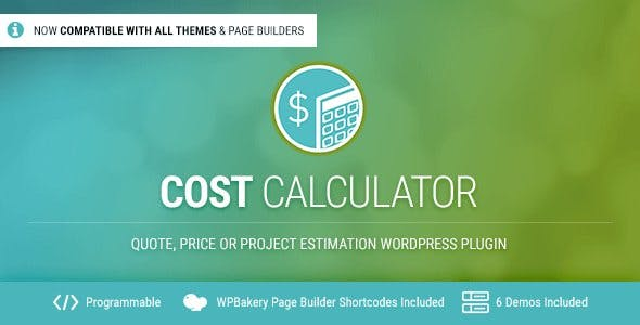 calculator paypal wordpress plugins from codecanyon
